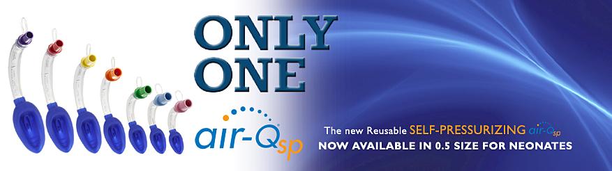 air-Q® sp Masked Laryngeal Airways Reusable